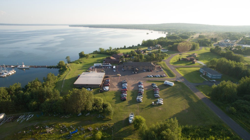 Harbor View Event Center and The Washburn Inn on Lake Superior