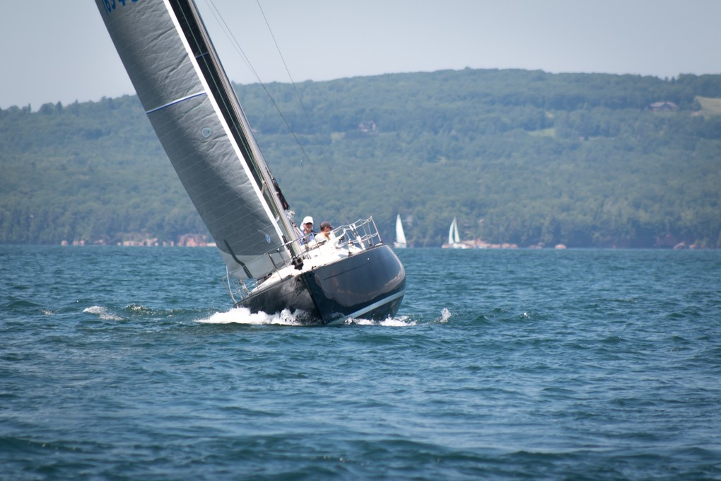 Sailing on Lake Superior - Washburn Inn and Harbor View Event Center